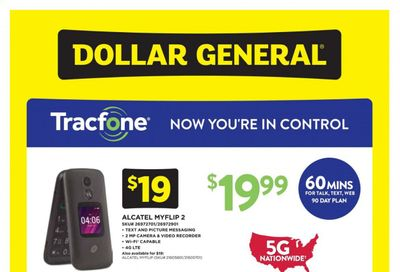 Dollar General Weekly Ad Flyer June 13 to July 17