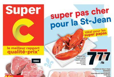 Super C Flyer June 17 to 23