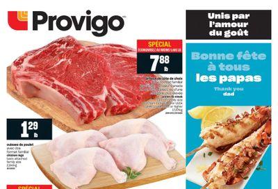 Provigo Flyer June 17 to 22