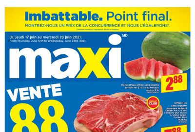 Maxi Flyer June 17 to 23