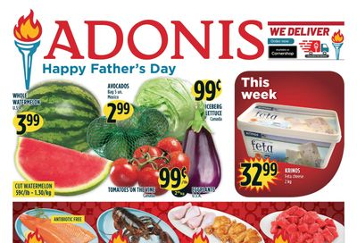Adonis (ON) Flyer June 17 to 23