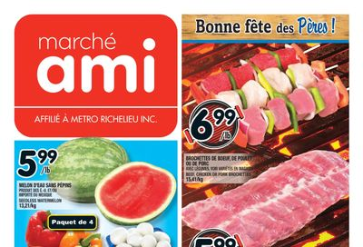 Marche Ami Flyer June 17 to 23