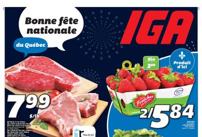 IGA (QC) Flyer June 17 to 23