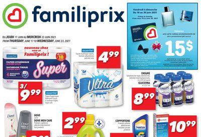 Familiprix Flyer June 17 to 23