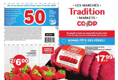 Marche Tradition (NB) Flyer June 17 to 23