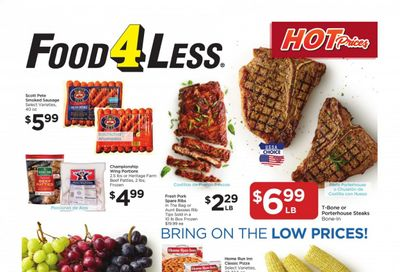 Food 4 Less (IL) Weekly Ad Flyer June 16 to June 22