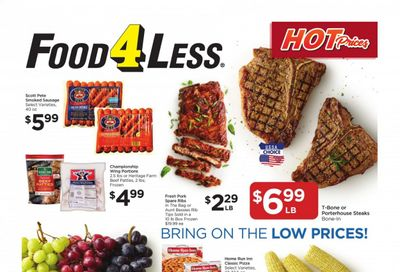 Food 4 Less (IN) Weekly Ad Flyer June 16 to June 22