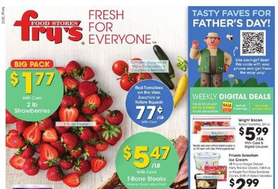 Fry's (AZ) Weekly Ad Flyer June 16 to June 22