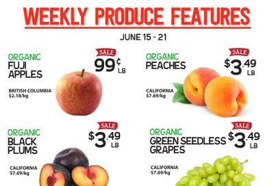 Pomme Natural Market Flyer June 15 to 21