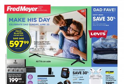 Fred Meyer (DC, DE, NJ, NY, PA, VA) Weekly Ad Flyer June 16 to June 22