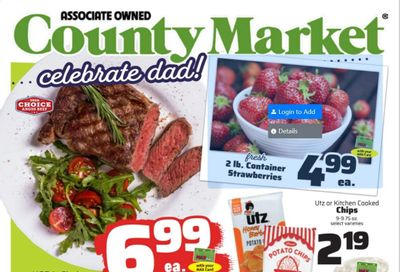 County Market (IL, IN, MO) Weekly Ad Flyer June 16 to June 22