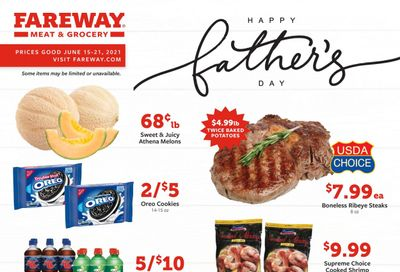 Fareway (IA) Weekly Ad Flyer June 15 to June 21