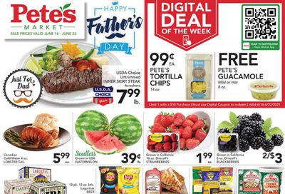 Pete's Fresh Market (IL) Weekly Ad Flyer June 16 to June 22