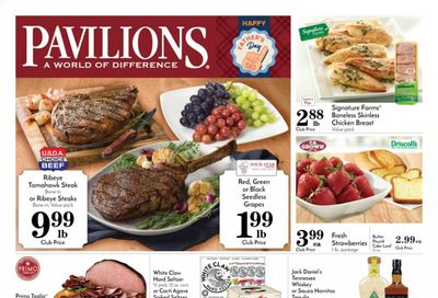 Pavilions (CA) Weekly Ad Flyer June 16 to June 22