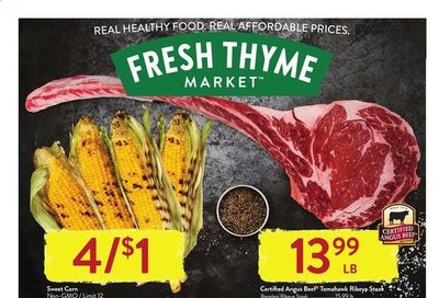 Fresh Thyme Weekly Ad Flyer June 16 to June 22