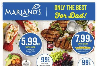 Mariano's Weekly Ad Flyer June 16 to June 22