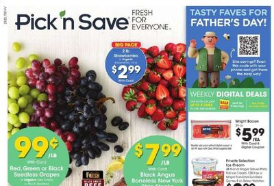 Pick 'n Save Weekly Ad Flyer June 16 to June 22