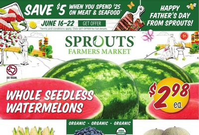 Sprouts Weekly Ad Flyer June 16 to June 22