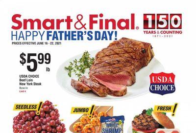 Smart & Final (AZ, CA) Weekly Ad Flyer June 16 to June 22