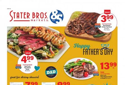 Stater Bros. (CA) Weekly Ad Flyer June 16 to June 22