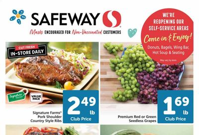 Safeway (AZ, CA, CO, HI, MD, NE, OR, VA, WA) Weekly Ad Flyer June 16 to June 22