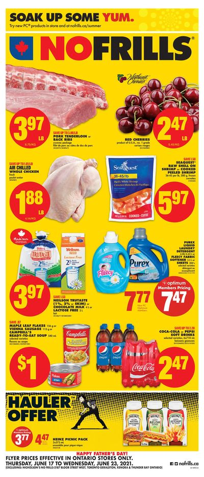 No Frills (ON) Flyer June 17 to 23