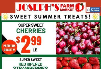 Joseph's Farm Market Flyer June 16 to 21