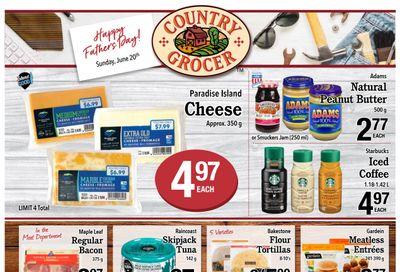 Country Grocer (Salt Spring) Flyer June 16 to 21