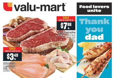 Valu-mart Flyer June 17 to 23