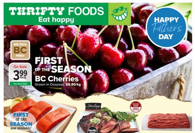 Thrifty Foods Flyer June 17 to 23