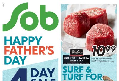 Sobeys (ON) Flyer June 17 to 23