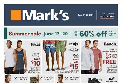 Mark's Flyer June 17 to 23