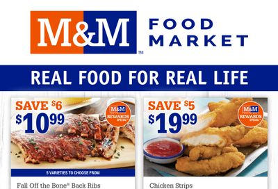 M&M Food Market (ON) Flyer June 17 to 23