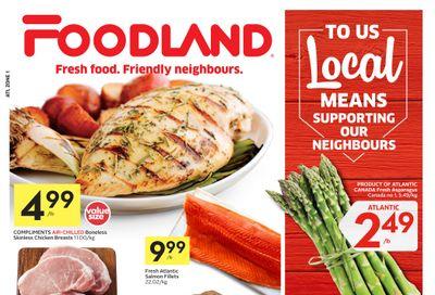 Foodland (Atlantic) Flyer June 17 to 23