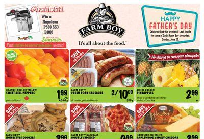 Farm Boy Flyer June 17 to 23