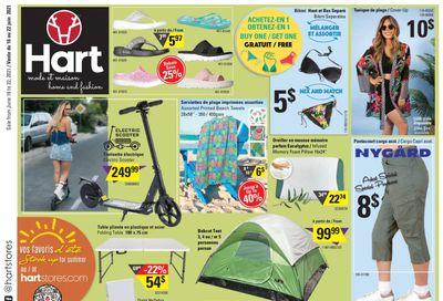 Hart Stores Flyer June 16 to 22