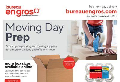 Bureau En Gros Flyer June 16 to 22