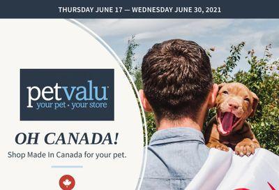 Pet Valu Flyer June 17 to 30