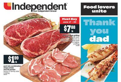 Independent Grocer (Atlantic) Flyer June 17 to 23