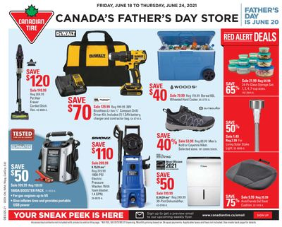 Canadian Tire (ON) Flyer June 18 to 24