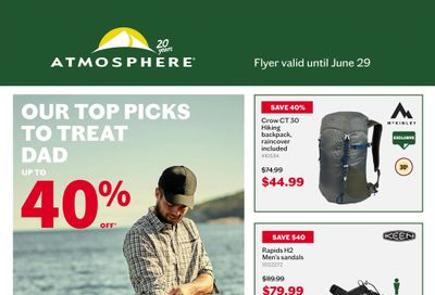 Atmosphere (QC) Flyer June 16 to 29