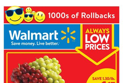 Walmart (Atlantic) Flyer June 17 to 23