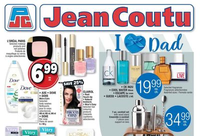 Jean Coutu (NB) Flyer June 18 to 24