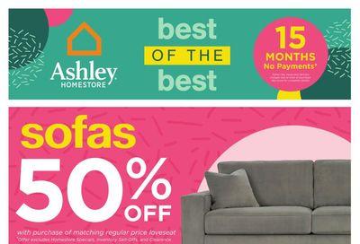 Ashley HomeStore (ON) Flyer June 15 to 24