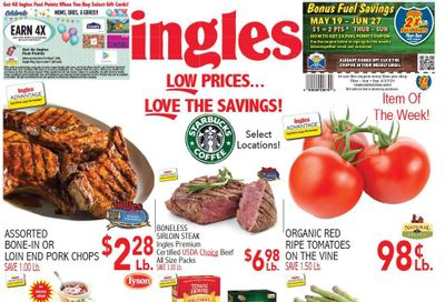 Ingles (GA, NC, SC, TN) Weekly Ad Flyer June 16 to June 22