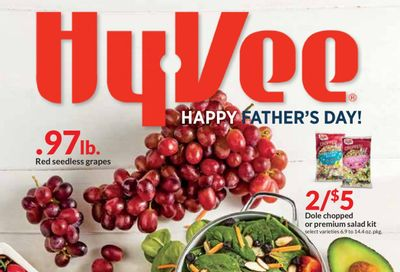 Hy-Vee (IA, IL, MN, MO, SD) Weekly Ad Flyer June 16 to June 22