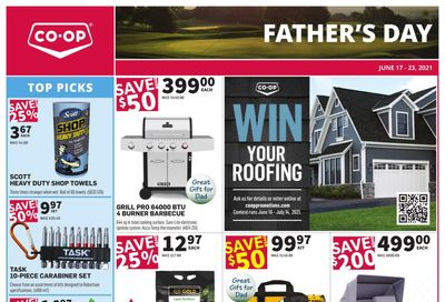 Co-op (West) Home Centre Flyer June 17 to 23