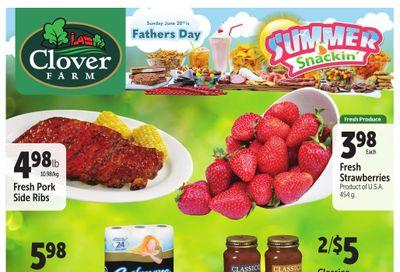Clover Farm Flyer June 17 to 23