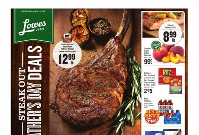 Lowes Foods (NC, SC) Weekly Ad Flyer June 16 to June 22