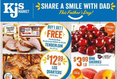 KJ´s Market (GA, SC) Weekly Ad Flyer June 16 to June 22